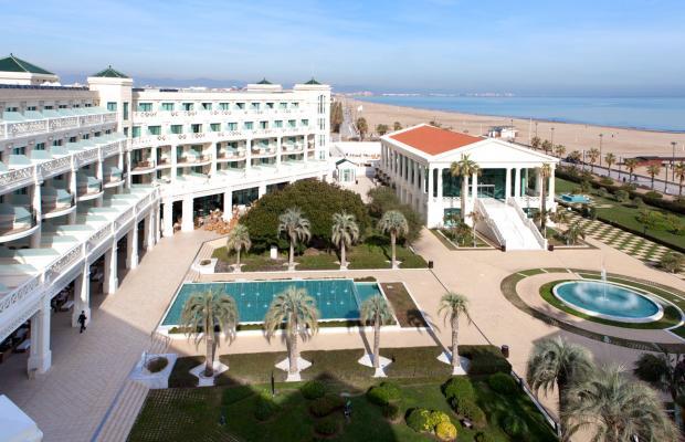 фото отеля SantoS Las Arenas Balneario Resort изображение №1