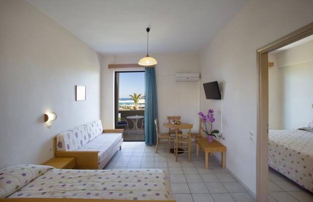 фотографии отеля Marinos Beach Aparthotel изображение №11