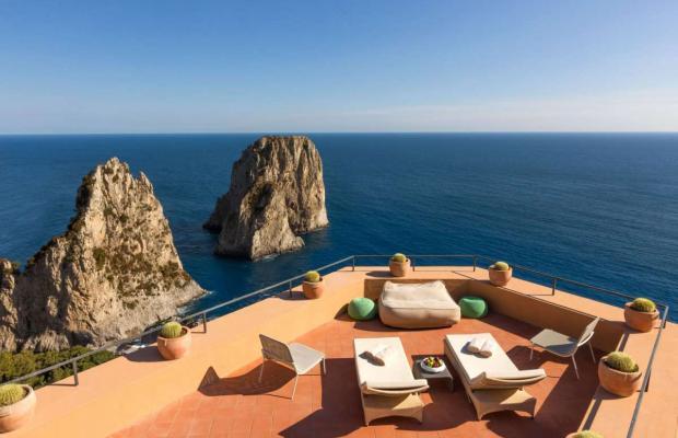 фото отеля Manfredi Punta Tragara изображение №29