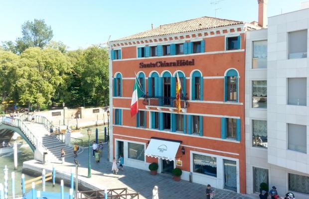 фотографии отеля Santa Chiara изображение №15
