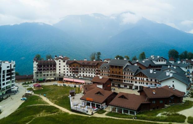 фотографии отеля Riders Lodge (Райдерс Лодж) изображение №15