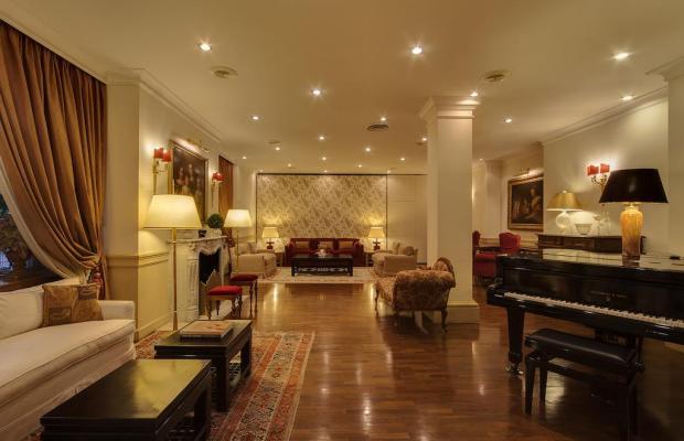 фотографии отеля Grand Hotel Francia & Quirinale изображение №11