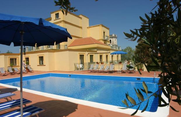 фотографии отеля Villa Igea изображение №15