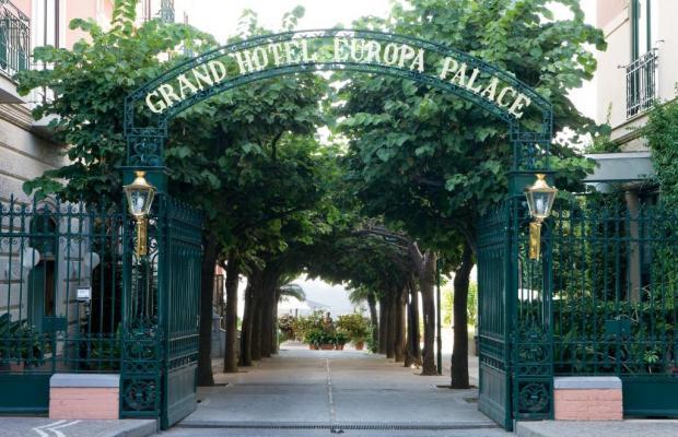 фото Grand Hotel Europa Palace изображение №26