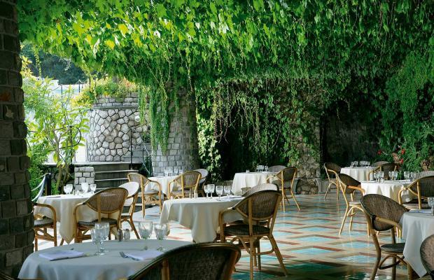 фотографии отеля Grand Hotel Capodimonte изображение №39