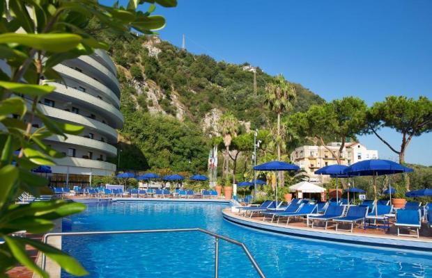 фотографии отеля Hilton Sorrento Palace изображение №19