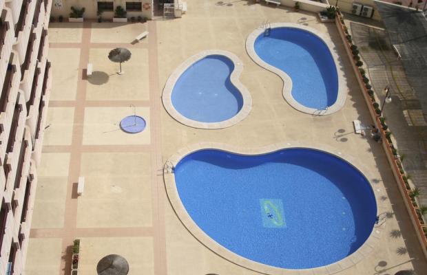 фотографии отеля Zafiro Apartments изображение №3