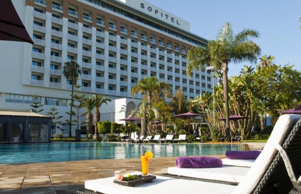 фотографии отеля Sofitel Rabat Jardin Des Roses (ex. Rabat Hilton) изображение №11