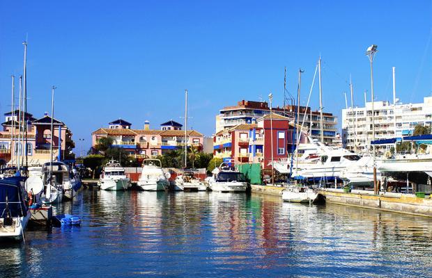 фото отеля Apartamentos Marina Internacional изображение №9