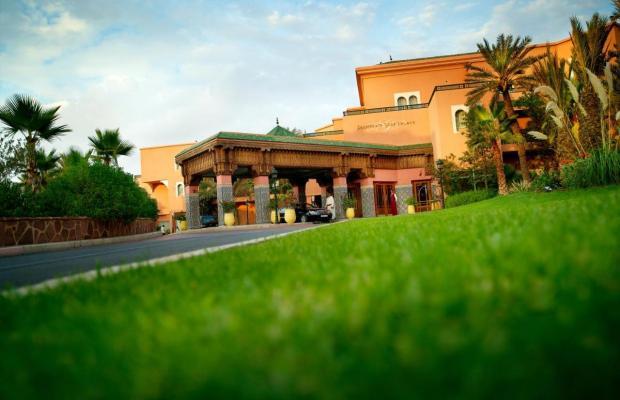 фото отеля Palmeraie Palace изображение №29