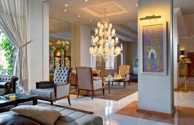 фотографии отеля Sofitel Marrakech Lounge & Spa изображение №43
