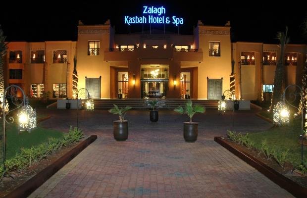 фотографии Zalagh Kasbah Hotel & Spa изображение №4