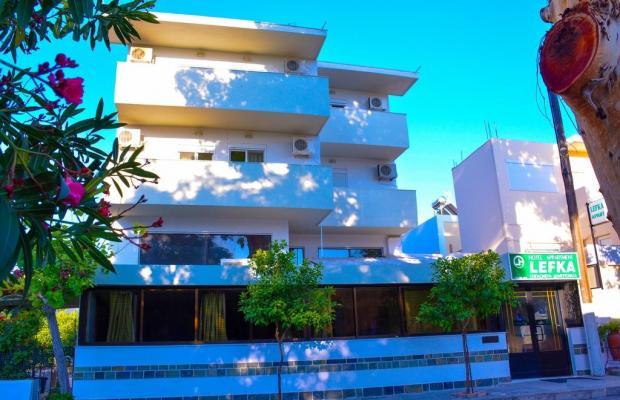 фото отеля Lefka Hotel & Apartments изображение №1