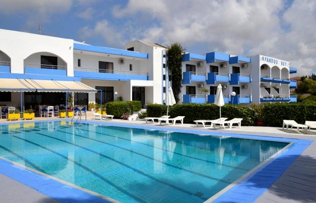 фото отеля Afandou Sky Hotel изображение №9