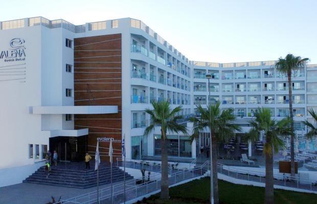 фото Evalena Beach Hotel изображение №42