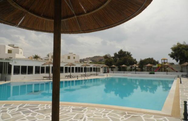 фотографии отеля Mikri Vigla изображение №11