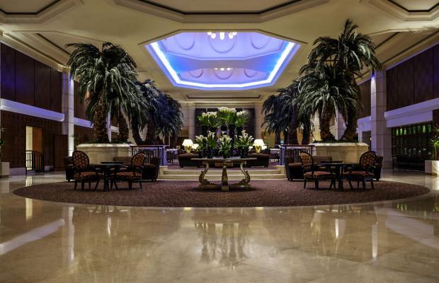 фото отеля Accor Le Grand Amman ( ex. Le Meridien Amman) изображение №5