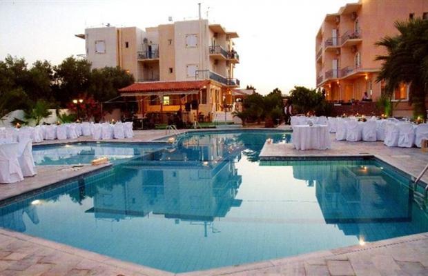 фотографии отеля Klonos Kyriakos изображение №3