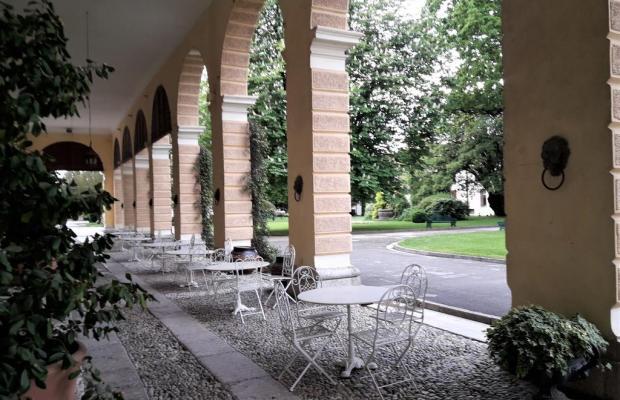 фотографии отеля Villa Foscarini Cornaro изображение №7