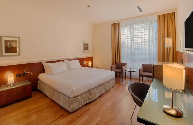 фотографии отеля NH Bergamo изображение №7