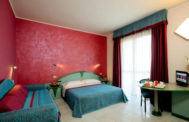 фотографии отеля Serena Majestic Hotel Residence изображение №31