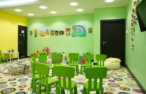 фото отеля Azimut Freestyle Rosa Khutor (ex. Heliopark Freestyle Rosa Khutor) изображение №21