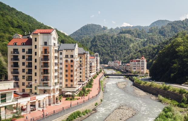 фотографии отеля Valset Apartments by Azimut Rosa Khutor (Апартаменты Вальсет) изображение №75