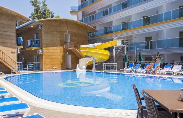 фотографии отеля Arsi Enfi City Beach Hotel изображение №11